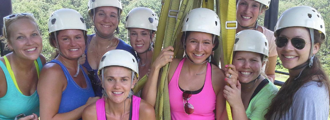 Canopy Tour Spring Mountain Adventures